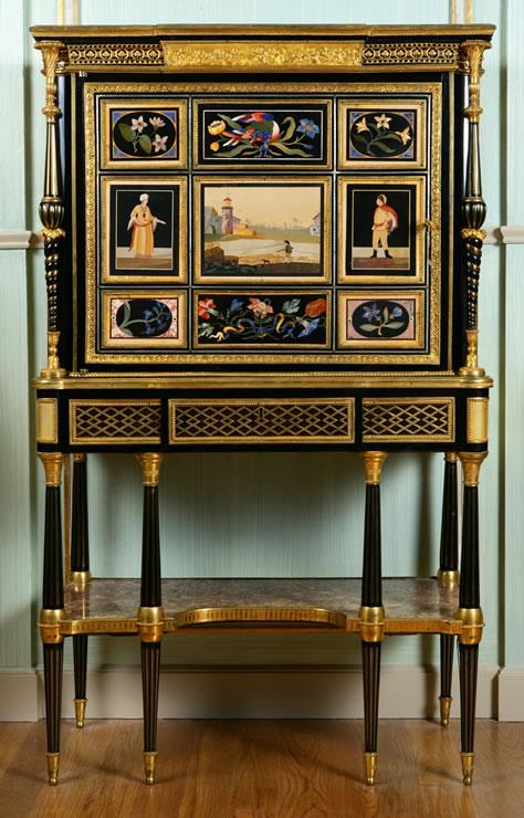 Louis Xvi Cabinet Secretaire By Adam Weisweiler