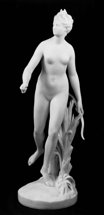 Diana the Huntress by J-A Houdon