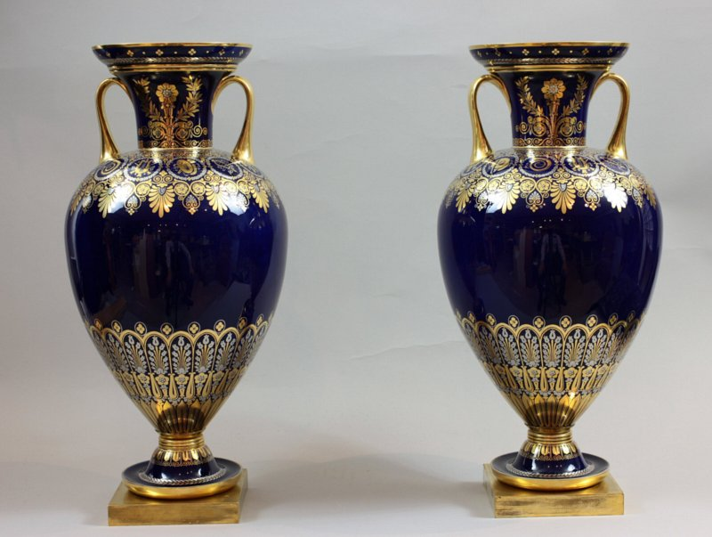 18th Century French Sevres Porcelain At Dalva Brothers New York