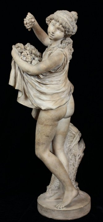 Clodion terra cotta nymph after Venus Callipyge