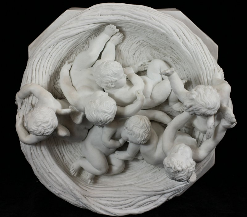 Nast porcelain Nest of Amors