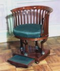 Antique Desk Chairs