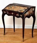 Louis XV slant top desk attributed to BVRB